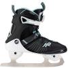 K2 Alexis Ice Boa FB Black/Teal - 42