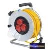 K35 AT-N07 V3V3-F 3G1,5 25m Kábeldob fém IP44 sárga
