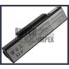 K73S Series 6600 mAh 9 cella fekete notebook/laptop akku/akkumulátor utángyártott