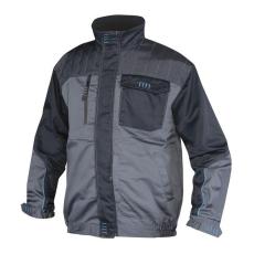 Kabát 4tech szürke-fekete 50 (46-64)
