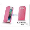 Kalaideng Samsung i8260 Galaxy Core flipes tok - Kalaideng Enland Series - dark pink