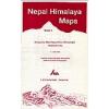 Kanjiroba East, Tibrikot, Dolpa & Dhaulagiri Area (no3.) térkép - West Col