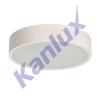 KANLUX JASMIN 370-WE Plafon 23121