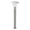 KANLUX Lugea rozsdamentes kerti lámpa oszlop, 80cm, E27, Ip44