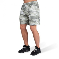KANSAS SHORTS - ARMY GREEN CAMO (ARMY GREEN CAMO) [M] férfi nadrág