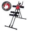 Kar- és hasizom erősítő edzőgép