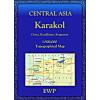 Karakol regionális térkép - EWP