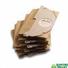 Karcher Papírporzsák, 5db /69043220/