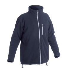 KARELA polár kabát navy kék S