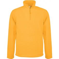 KARIBAN ENZO galléros polárpulóver, yellow