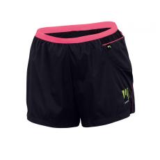 Karpos Fast Shorts női futó rövidnadrág Black L