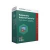 Kaspersky Internet Security multi-device 2017, magyar, 1év, 3 eszköz, dobozos