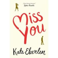 Kate Eberlen Miss You idegen nyelvű könyv