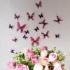 KaticaMatrica.hu 3D Élethű pillangó csomag - Rosé
