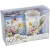 Katie Alice Time for tea szett English Garden díszdobozban