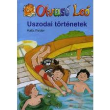 Katja Reider Olvasó Leó: Uszodai történetek gyermek- és ifjúsági könyv