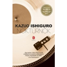 Kazuo Ishiguro Noktürnök irodalom