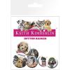 Keith Kimberlin kitûzõ - kutyakölykök