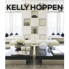 Kelly Hoppen Design Masterclass – Kelly Hoppen idegen nyelvű könyv