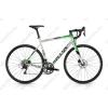 KELLYS ARC 50 2017 országúti kerékpár 22sebességes 105 váltó, alu váz+karbon villa, L (57cm)
