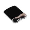 Kensington Duo Gel Mouse Pad (Black/Grey)