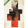 Képáruház.hu Henri de Toulouse Lautrec: A hegedűs(125x70 cm, S02 Többrészes Vászonkép)