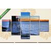 Képáruház.hu Premium Kollekció: Lighthouse(135x70 cm, S01 Többrészes Vászonkép)