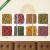 Képáruház.hu Premium Kollekció: Teafüvek kollázs(125x60 cm, L02 Többrészes Vászonkép)