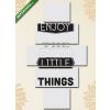 Képáruház.hu Premium Kollekció: Tipográfiai plakáttervezés - ÉRVÉNY A KISVÉTELEKRE(135x70 cm, S01 Többrészes Vászonkép)