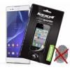 képernyővédő fólia Sony Xperia T2 Ultra - 1db - ujjlenyomat mentes