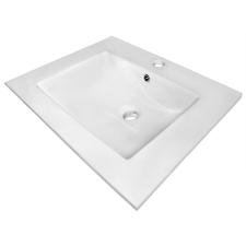 Kerra Calpe 60 kerámia design mosdó 60x48 cm kád, zuhanykabin
