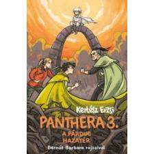 Kertész Erzsi Panthera 3. - A párduc hazatér gyermek- és ifjúsági könyv