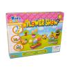 Kid's Toys Virág Varázs gyurmakészlet, 19 darabos