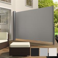 Kihúzható árnyékoló fal-Bézs kerti bútor
