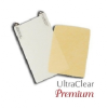 Kijelzővédő fólia, Alcatel OT-995, Clear Prémium