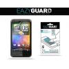 Kijelzővédő fólia, HTC Desire HD, Eazy Guard, Clear Prémium / Matt, ujjlenyomatmentes, 2 db / csomag