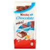 Kinder Chocolate Mini tejcsokoládé szelet tejes krémmel töltve 120 g