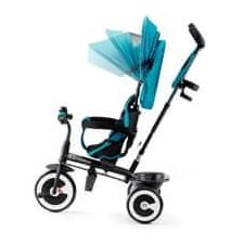 KinderKraft Aston tricikli türkiz tricikli