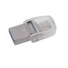 Kingston 128GB Kingston DT MicroDuo 3C USB3.1 (DTDUO3C/128GB)