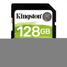 Kingston 128GB SDXC Canvas Select Plus 100R C10 UHS-I U3 V30 memóriakártya