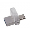 Kingston 32 GB microUSB3.1 C/USB3.1 A Ezüst Pendrive  (DTDUO3C/32GB)