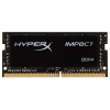 Kingston 4GB DDR4 2133MHz HyperX Impact Black SODIMM notebook memória