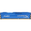 Kingston 4GB DDRIII PC12800 1600MHz Kingston HyperX Fury Blue HX316C10F/4