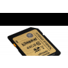 Kingston 64GB SD (SDXC Class 10 UHS-I Ultimate) (SDA10/64GB) - Gold