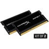 Kingston 8 GB DDR3L SDRAM 1600 MHz HyperX Impact kit SODIMM CL9 Black (2x4 GB)