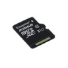 Kingston Canvas Select MicroSDXC memóriakártya, 256GB, CL10 UHS-I