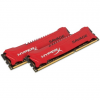 Kingston HyperX Savage 16GB 2133MHz DDR3 memória Non-ECC CL11 Kit of 2