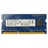 Kingston Kingston 4GB DDR3L 1.35V 1600MHz notebook memória