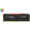 Kingston Memória HYPERX DDR4 16GB 2666MHz CL16 DIMM Fury RGB