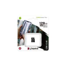 Kingston Memóriakártya, microSDXC, 128GB, CL10/U1/A1, KINGSTON  Canvas Select Plus memóriakártya